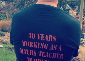 Maths Teacher