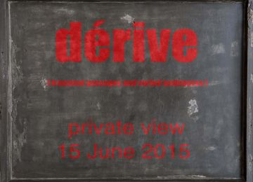 Private View Invitation, 15th June 2015