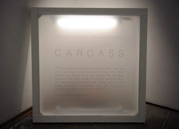Carcass - Artist: Sally Burch