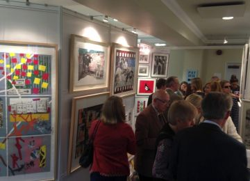 COPB 2016 Private View